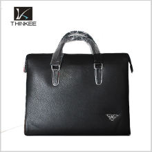 Хорошая цена новейшие тенденции дизайна мужской корова кожаный бизнес сумка для продажи