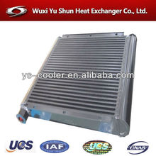 chinese manufacturer of hot selling and high performance customizable aluminum air cooled heat exchanger