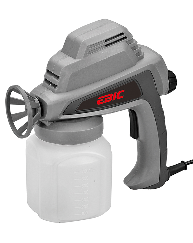 EBIC 80W Electric Paint Spray Gun
