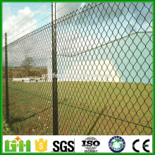 GM China supplier online shopping building materials galvanized chain link fence prices