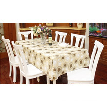 PEVA/PVC Waterproof Tablecloth