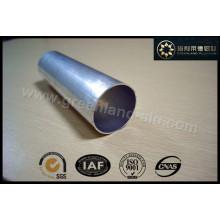 Gl1004 Aluminum Curtain Round Tube 50mm Anodized Head Tube