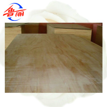 Wood veneered MDF board