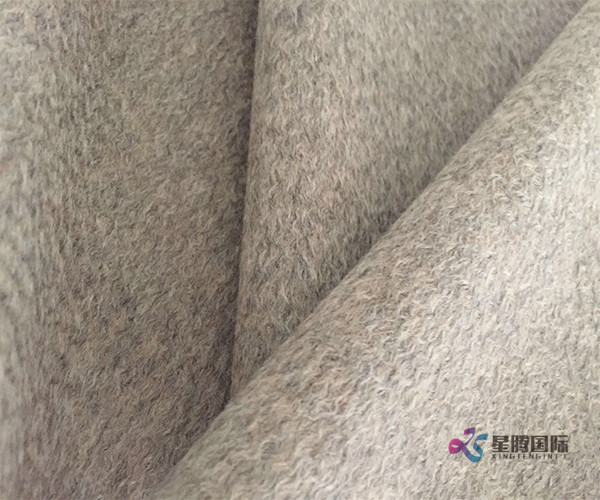 Double Side 100% Wool Fabric
