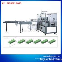 Автоматическая упаковочная машина для салфеток Sb400