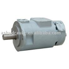 SQP Tokimec de SQP21, SQP31, SQP32, SQP41, SQP42, SQP43 hydraulique double pompe à palettes