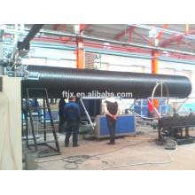 FT Double paroi s'entrelacent le tuyau d'évacuation en plastique gros Calibre en Line