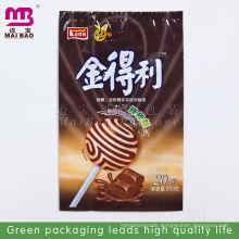 plastic chocolate lollipop packaging bag