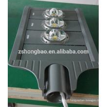 HomBo 120w led lights street road project IP65 Aluminium LED Street lights BridgeLux 120Lm/w /led lighting