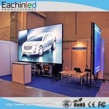 Super Thin Efficiency beleuchtete Fenster RGB-Glas-Video-LED-Bildschirm