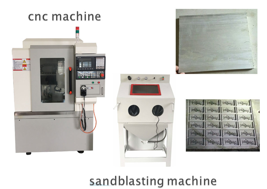 Mold Making Machine