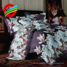 100% Cotton 2017 New Designs122*68 133*72 Beautiful Bedding Set