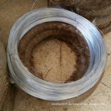 Electrodo galvanizado suave
