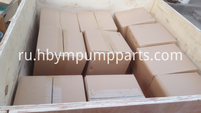Concrete Pump Spare Parts