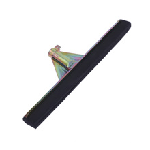 High Quality Floor Cleaning Zinc Plated Floor Squeegee with Rubber Blade All-season B00-WS745 Sustainable Eco-friendly Camping