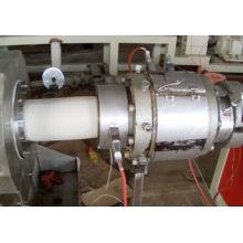 Máquina da tubulação do PVC / máquina plástica da extrusão da tubulação