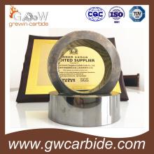 Anéis de carboneto de tungstênio à venda, amostra grátis, qualidade garantida