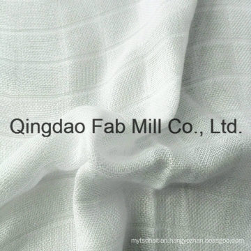 Natural Eco-Friendly 100%Bamboo Fiber Fabric (QF16-2693)