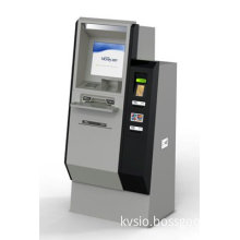 Self Service Banking Transaction, Account Information Access Lobby Bill Payment Kiosk