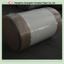 Rouleaux Jumbo de papier de cuisson enduit de silicone de deux côtés de l'usine
