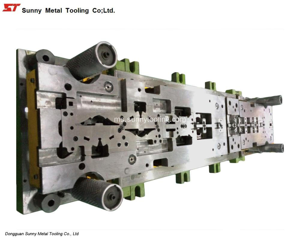 Moulding Stamping Metal Auto