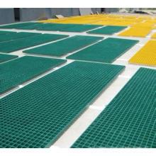 Grades de fibra de vidro com resistência ao envelhecimento