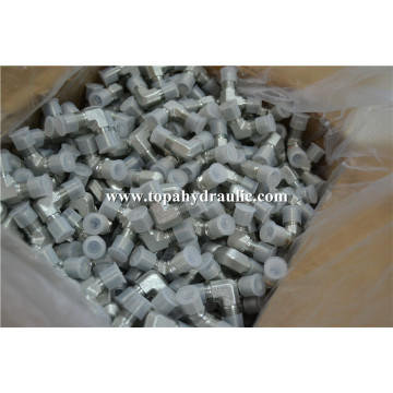 Rubber hose high pressure hydraulic pipe fittings