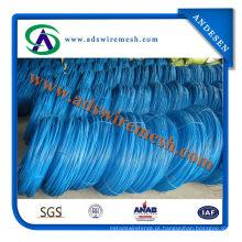 Qualidade China Recozido PVC Revestido Ferro Fio