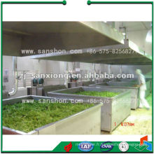 Machine à sécher les légumes industriels