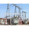 Oil immersed type 400kv power transformer