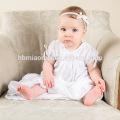 Primer vestido de cumpleaños para niña, princesa bebé Vestido de fiesta de 1 año para bata de bautismo