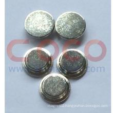 Small Disc Neodymium Permanent Magnets N35-N52