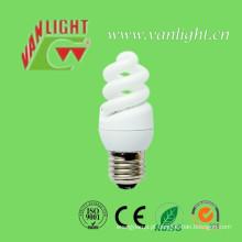 T3 Total espiral CFL, lâmpadas economizadoras de energia