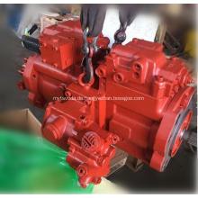 SK140SR-3 Hydraulische Hauptpumpe YY10V00009F4 Hydraulikpumpe