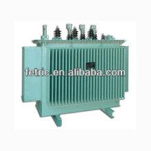11kV 22kv 33kv aceite transformador refrigerado por