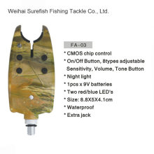 Цифровая Схема Ловли Карпа Водонепроницаемый Рыбалка Укус Сигнализация