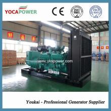 Cummins Motor 800kw / 1000kVA Elektrisches Diesel-Aggregat