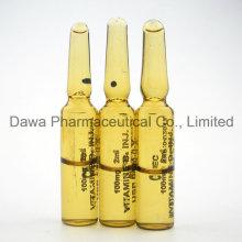 Quinate Di-HCl Injection pour traiter le paludisme