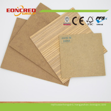China MDF Factory Supply 2.0mm--25mm MDF