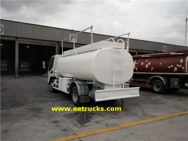 JAC 1300 Gallon Mobile Refuelling Trucks