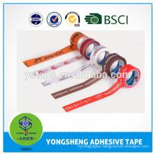 Wholesale hIgh quality logo printing adhesive bopp packing tape