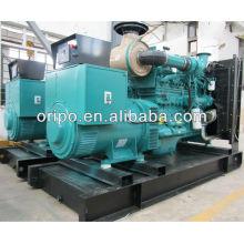 380V 60hz AC synchronous Cummins NTA855-G1B 375kva/300kw Brazil power generator set for sale
