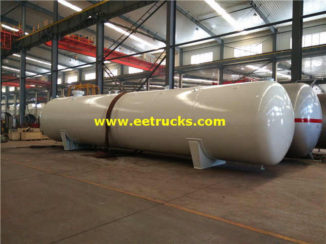 Bulk Ammonia Gas Storage Vessels