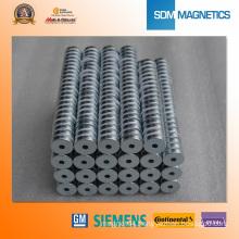 Segment Neodymium Pot Generator Magnet