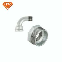 Chinês boa qualidade maleável ferro fundido acessórios para tubos / acessórios gi
