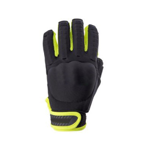 Left hand football soccer goalkeeper glove