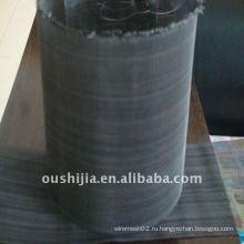 Высококачественная черная проволочная сетка с виниловым покрытием (непосредственно с завода)