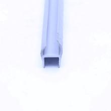 o recipiente plástico da gaxeta da selagem da porta da vária cor 19mm diferente / parte inferior da porta sela 072006