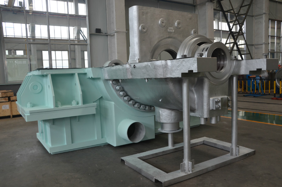 Extracting Condensing Steam Turbine (1)