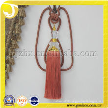 Crystal Beaded Decorative Tassel Stock